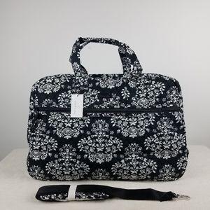 Vera Bradley Grand Traveler Bag Chandelier Noir